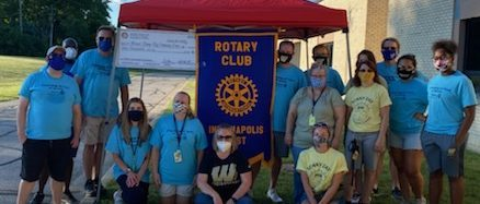 With the help of our grant from the Rotary District 6560 Foundation, we were able to donate $2,000 to Sonny Day